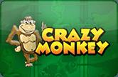 Играть в игровой автомат Crazy Monkey