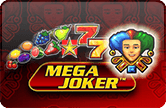 Играть бесплатно в автомат Mega Joker