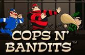 Копы И Бандиты: игровой онлайн-автомат