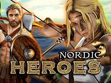 Онлайн-автомат Nordic Heroes в казино Вулкан Вегас