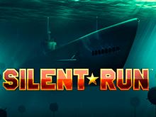 Игровой автомат Silent Run с большими деньгами на кону